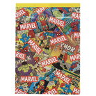 マーベル メモ帳 A6 メモパッド コミック MARVEL サンスター文具 新学期準備文具 キャラクタ…