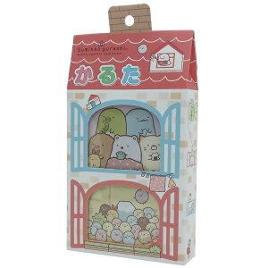 すみっコぐらし かるた おもちゃ サンエックス エンスカイ カードゲーム キャラクター グッズ シネマコレクション