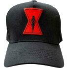 ブラックウィドウ 帽子 ベースボールキャップ マーベル インロック コレクション雑貨 キャラ…