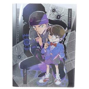 名探偵コナン 10ポケット A4 クリアファイル ポケットファイル シルバーブレット クラックス コレクション文具 アニメキャラクター グッズ シネマコレクション