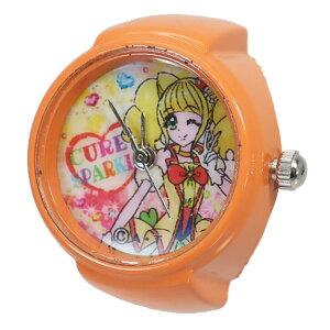 ヒーリングっどプリキュア 指輪型 時計 リングウォッチ Cキュアスパークル アビーズ3 プレゼント キャラクター グッズ シネマコレクション