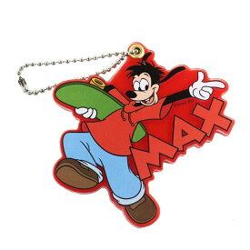 MAX マックス アクリル キースライドホルダー キーリング レッド ディズニー マリモクラフト コレクション雑貨 キャラクター グッズ メール便可 シネマコレクション