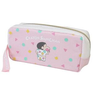クレヨンしんちゃん 筆箱 BOX ペンケース ピンクパジャマ マリモクラフト ペンポーチ アニメキャラクター グッズ シネマコレクション