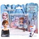 アナと雪の女王 2 6色 リップグロス パレット キッズコスメ ディズニープリンセス 粧美堂 女の子向けギフト キャラクター グッズ シネマコレクション