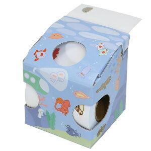 付箋 ロール ふせん 深海魚 カミオジャパン おもしろ文具 かわいい グッズ シネマコレクション