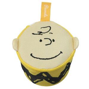 スヌーピー 洗濯ネット ラウンド メッシュ ポーチ チャーリーブラウン ピーナッツ 粧美堂 ランドリー用品 キャラクター グッズ メール便可 シネマコレクション