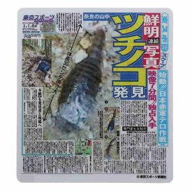 と ツチノコ は 新聞 捕獲時には生きていた! 衝撃の「ツチノコのミイラ」発見現場へ突撃 ムーPLUS