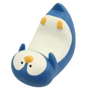 スマホスタンド ぺんぎん スマートフォンスタンド harapeko animal デコレ ペンギン スマホ置き スマホアクセ 女性 かわいい プレゼント グッズ シネマコレクション