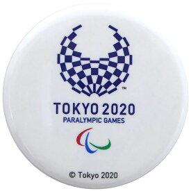 東京2020パラリンピック 缶バッジ 44mm カンバッジ パラリンピックエンブレム ケイカンパニー コレクション雑貨 スポーツ グッズ メール便可 シネマコレクション
