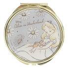 ふしぎの国のアリス 手鏡 コンパクトミラー アリスインワンダーランド マーガレット ディズ…