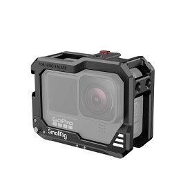 【送料無料】【予約販売 12月30日に順次発送】SmallRig GoPro HERO9 Black用ケージ 3084【楽天海外直送】