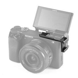 【送料無料】SmallRig Sony A6000/A6300/A6400/A6500 用 コールドシュー アダプター(左側)BUC2342【日本国内倉庫発送】
