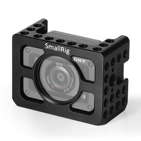 【送料無料】SmallRig Sony RX0 II カメラ 専用 ケージ 2344【日本倉庫発送】