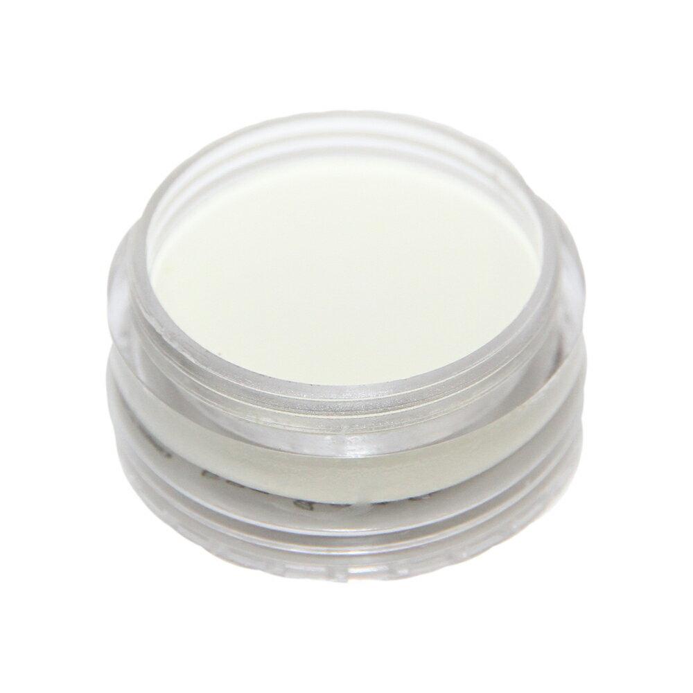 1/8oz. クリームメイクアップ ホワイト Cream Makeup, White, (0.125oz/7g) CC037 | 白,ライニングカラー,ドーラン,フェイスペイント,コスプレ,ハロウィン,パーティー,仮装,特殊メイク