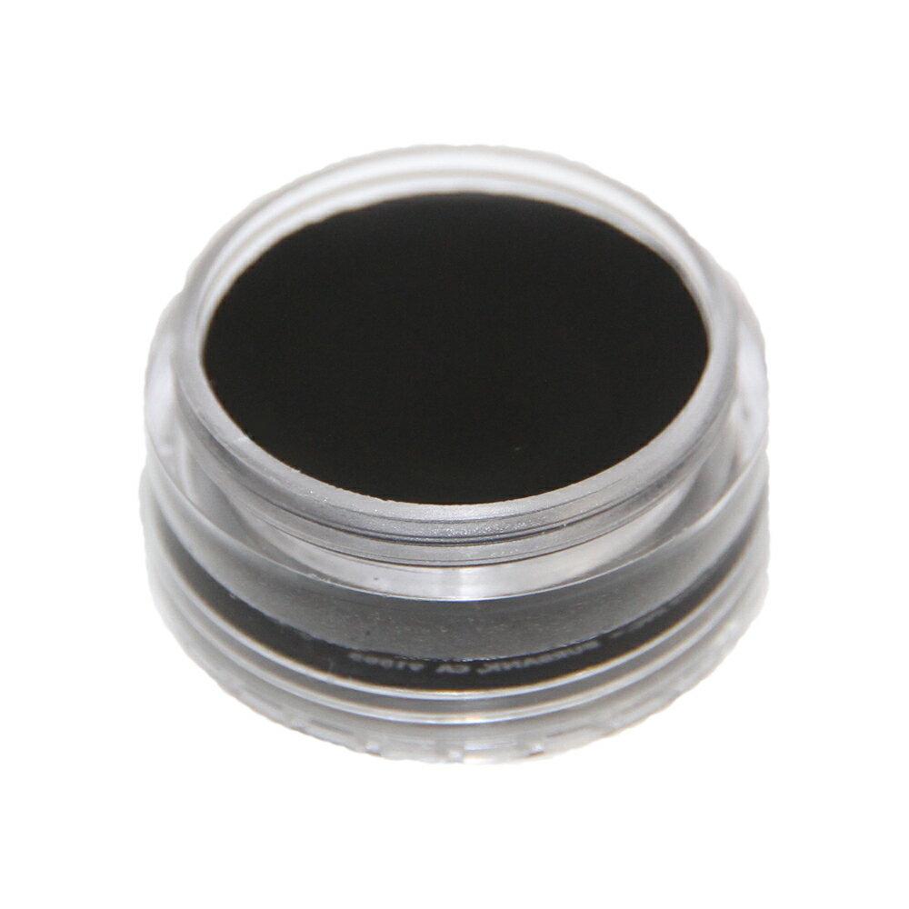 1/8oz. クリームメイクアップ ブラック Cream Makeup, Black, (0.125oz/7g) CC038 | 黒,ライニングカラー,フェイスペイント,コスプレ,ハロウィン,パーティー,仮装,特殊メイク