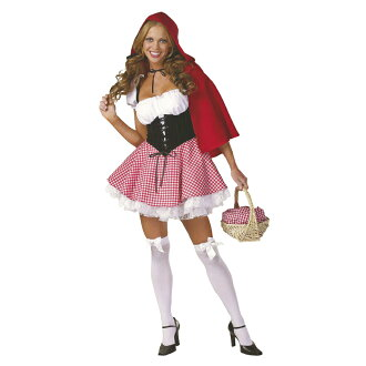 Sale! Red Hot Riding Hood, Red hot riding hood 70589 size Small No.6, no.7, no.8 | Cosplay, dress up, Christmas, Halloween, ladies, Red Riding Hood, little Red Riding Hood, harvest festival, Halloween party, Halloween dress up, costume parties