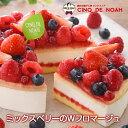 ミックスベリーのWフロマージュ サンクドノア ギフト スイーツ タルト ケーキ 洋菓子 食べ物 グルメ 高級 焼菓子 内祝…