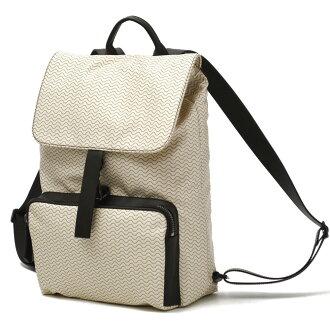 ZANELLATO rucksack ILDO 36098 28 09 BLANDINE PERGAMENA nylon white
