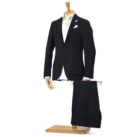 LARDINI【ラルディーニ】パッカブルスーツ EASY JN056AQ/IGEW51701/967 ウール ネイビー