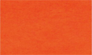 ワックスペーパー (オレンジ) 約500mm×750mm/50枚入り 薄葉紙 おしゃれ 包装紙 ラッピング インナーラップ フラワーラッピング ギフト包装 緩衝材 ラッピング用品 薄紙 蝋紙 花資材 ロー引