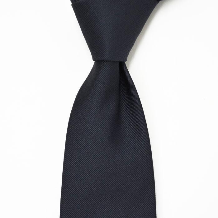 FRANCOBASSI【フランコバッシ】tie505(ネクタイ ツイル シルク ネイビー)