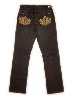 Duarte denim pants spider Duarte DENIM PANTS SPIDER