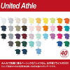 yunaiteddoasure 5001 5.6盎司S/S T恤中间色United Athle 5001 5.6oz S/S TEE Pastel color