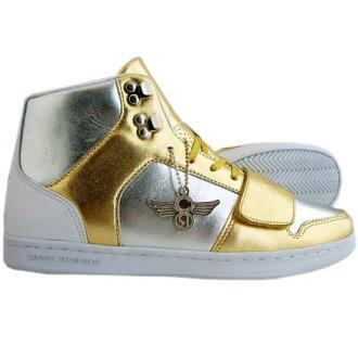 크리에이티브레크리에이션세사리오위멘즈고르드/실버 Creative Recreation WCR419 Cesario Womens Gold/Silver