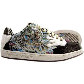 【訳あり】 クリスチャンオードジェー シューズ スタクト ブラック/ホワイトChristian Audigier Shoe's STACT Black/White【あす楽対応_近畿】【あす楽対応_中国】【あす楽対応_四国】【あす楽対応_九州】