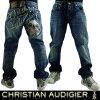 基督徒奥迪吉耶珍妮带骷髅牛仔长裤基督教奥迪吉耶 M2694S32 珍妮 BING SKU