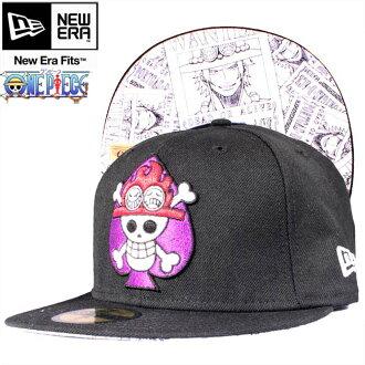 一块新时代下的 5950 帽遮阳 portgas-D-王牌黑多一块新时代 59FIFTY 遮阳 Portgas D.下帽 Ace x