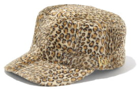 ニューエラ ワークキャップ WM01 アニマルファー イエロー メタリックゴールドNew Era Work Cap WM01 Animal fur Yellow Metallic Gold【あす楽対応_近畿】【あす楽対応_中国】【あす楽対応_四国】【あす楽対応_九州】