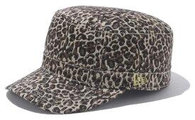 ニューエラ ワークキャップ WM01 オールオーバー ブラウンレオパード メタリックゴールド New Era Work Cap WM01 All Over Brown Leopard Metallic Gold【あす楽対応_近畿】【あす楽対応_中国】【あす楽対応_四国】【あす楽対応_九州】