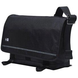 ニューエラ バッグ メッセンジャーバッグ ブラック ホワイト New Era Bag Messenger Bag Black White【あす楽対応_近畿】【あす楽対応_中国】【あす楽対応_四国】【あす楽対応_九州】