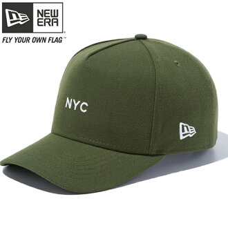 New gills 940 snapback D frame trucker Empire City mini-rifle green New Era 9FORTY Snap Back D-Frame Tracker New York City Mini Rifle Green