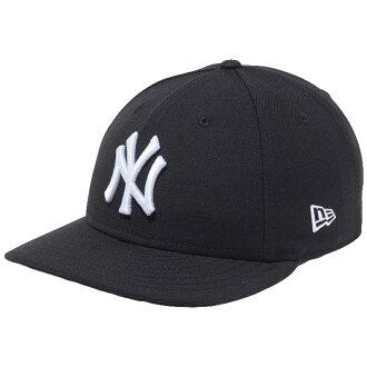 新埃拉低姿態950突然彈回蓋子紐約揚基隊BASIC彩色特別定做黑色New Era 33轉唱片9FIFTY Cap New York Yankees Basic Color Custom