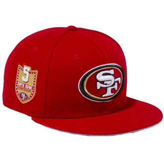 新埃拉950突然彈回蓋子NFL特別定做舊金山49ers斯卡利特小隊顔色青銅New Era 9FIFTY Snapback Cap NFL Custom San Francisco 49ers