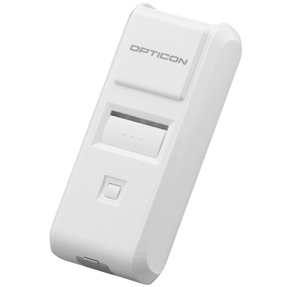 オプティコン Mobile+Oneシリーズ OPN-4000i Bluetooh ワイヤレス CCDバーコードリーダー データコレクタ ホワイト OPTICON Mobile+One Series OPN-4000i Bluetooh Wireless CCD Barcode Reader Data Collector White