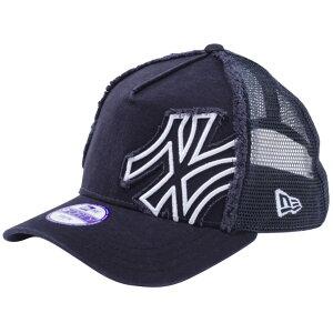 ニューエラ 940スナップバック キッズ キャップ エーフレームトラッカー ニューヨークヤンキース ネイビー New Era 9FORTY Snap Back Kids Cap A-Frame Trucke New York Yankees【あす楽対応_近畿】【あす楽対応