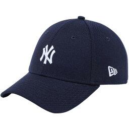 新埃拉940蓋子MLB特別定做紐約揚基隊重新流行旁邊標識深藍雪白New Era 9FORTY Cap MLB Custom New York Yankees Retro Side Logo Navy