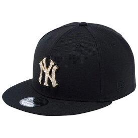 ニューエラ 950 スナップバック キャップ ラインストーン ニューヨークヤンキース ブラック ゴールド New Era 9FIFTY Snap Back Cap Rhinestone New York Yankees Black Gold【あす楽対応_近畿】【あす楽対応_中国】【あす楽対応_四国】【あす楽対応_九州】