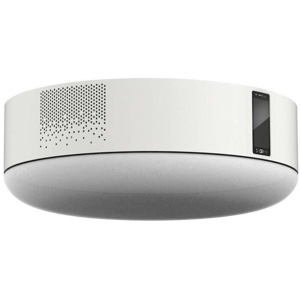 popIn Aladdin ポップインアラジン プロジェクター・スピーカー内蔵 LEDシーリングライト スマートライト PA18U02VN ホワイト popIn Aladdin LED Ceiling Light Smart Light with Built-in Projector Speaker PA18U02VN White
