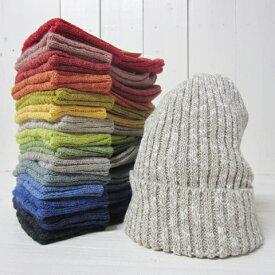 [別注 浅型 ショート][メール便可] highland 2000 [bob cap][2x2][custom][short][linen/cotton][16c] ハイランド 2000 ニットキャップ ショート 浅め リネン コットン