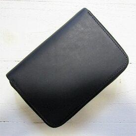 【訳あり】 settler セトラー [zip round compact wallet][ow2534][black]