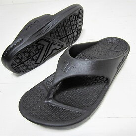[MADE IN USA] telic テリック [flip flop][100][midnight black]