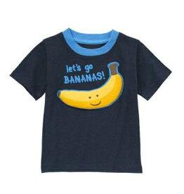 GYMBOREE(ジンボリー)ニコニコバナナTボーイズ半袖カットソー!