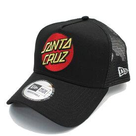 【ニューエラ/メンズ/NEW ERA/ジュニア/帽子/キャップ】 9FORTY AF TR SANTA CRUZ LOGO CAP ブラックa174a215a