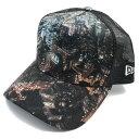 【ニューエラ/メンズ/NEW ERA/ジュニア/帽子/キャップ】 9FORTY AFTR CITLAN NYC PRNT CAP ブラックa174a215a