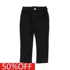 【エフオーキッズ】【子供服】【F.O.KIDS】【子ども服】 セール 【50%OFF】 パギンス(10分丈) ブラック(BK)a195a