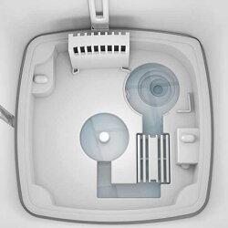 スタドラーフォームStadlerFormEvalittle超音波式加湿器ホワイト2955【送料無料】